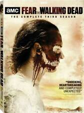 Fear The Walking Dead The Complete Third Season 3 Three New