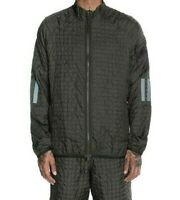 Adidas Day One Ultralight Jacket Military Green Olive S93950 Nylon Ripstop