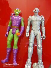 """Green goblin /Ultron figures 12"""""""