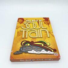 Soul Train: The Best of Soul Train 3 DVD Set in original case w/ slip cover