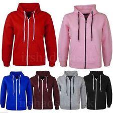 Sweats et vestes à capuche polaire pour garçon de 2 à 16 ans