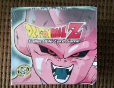 Dragonball Z DBZ CCG Kid Buu Saga Booster Box Broly Score (Factory Sealed)
