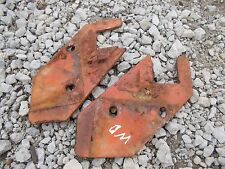 Allis Chalmers Wd 45 Wd45 Tractor Original Ac Cultivator Mounting Front Brackets