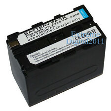 Replacement For Sony NP-F970 NP-F950 NP-F960 NP-F975 NP-F930 NP-770 750 Battery