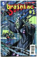 SUPERMAN #23.2, NM, Brainiac, 3-D Lenticular cover, more DC in store