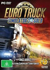 Euro Truck Simulator 2 Gold PC Game NEW