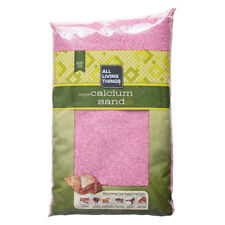 All Living Things® Hermit Crab Calcium Sand Color Pink net weight 2 lbs
