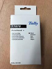 Original Tally Druckkopf & Tintenpatrone schwarz T7070/ID: 044 690  Canon BC-20