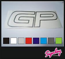 Mini Cooper S GP Replacement Air Scoop Decal / Sticker JCW Premium Quality Vinyl