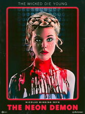 "3049 Hot Movie TV Shows - The Neon Demon 13 14""x19"" Poster"