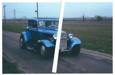 1960s Drag Racing-A/Gasser-1932 Ford 5 Window Coupe-Great Lakes Dragaway-1963