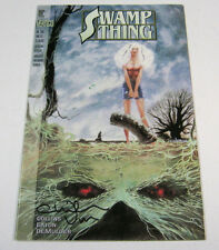 Swamp Thing #134 Signed by Charles Vess! NM VERTIGO DC COMICS 1993