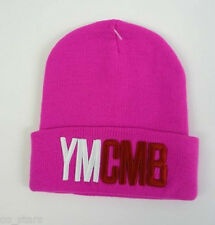 VOGUE Geek YMCMB Nero Navy Blu Rosso Rosa Cappello Beanie Roll Top Fashion HEAD Pride