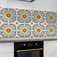 Tile Sticker Transfers Traditional Feature Kitchen Bathroom 150mm - T2