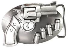 REVOLVING CHAMBER GUN Belt Buckles - Belt Buckles