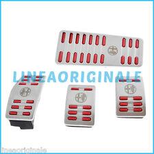 Pedaliera Sportiva ORIGINALE Alfa Romeo MiTo tuning sport auto New Ita FCA