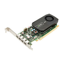 NVIDIA QUADRO NVS 510 Carte Graphique 4 MONITORE 2GB RAM PCIe x 16 4X