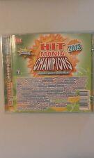 COMPILATION - HIT MANIA CHAMPION 2013 - CD