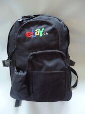 Official Ebay branded Logo black backpack ebay.ca swag NEW
