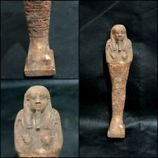 Ancient Egyptian Shabti for the Governor of Upper Egypt, Ankh-Hor Egypt Antiques