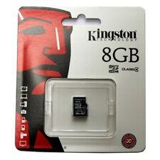 Kingston 8GB Micro SD Flash Memory Card