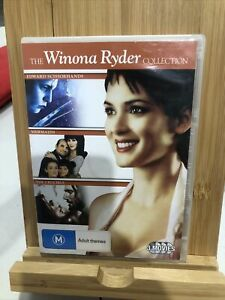 The Winona Ryder Collection Edward Scissorhands Mermaids The Crucible Region 4