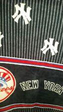 52X58 - PERSONALIZE 2 LAYER NEW YORK YANKEES MLB BASEBALL FLEECE THROW BLANKET