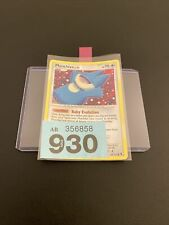 Pokémon Platinum Rising Rivals Munchlax LV.13 69/111 Holo 2009 Nintendo Colour