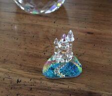 Crystal World Crystal Rainbow castle - Collectible figurine