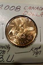 2008  CANADA DOLLAR, GEM!