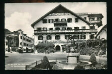AK aus St. Gilgen, Gasthof zur Post, Salzburg   (L17)