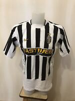 Juventus 2003/2004 Home Sz M Nike shirt jersey maillot camiseta football soccer