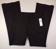 NWT Women's DKNY Donna Karen Charcoal Gray Wool Pants Size 4  MSRP: $295.00