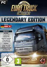 Euro Truck Simulator 2 - Legendary Edition (PC, 2016, DVD-Box)