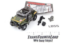 Autobot Hound 100% Complete Deluxe War for Cybertron Netflix Transformers