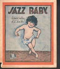 Jazz Baby 1919 Sheet Music