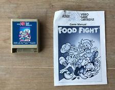 Atari XE/XL - Food Fight