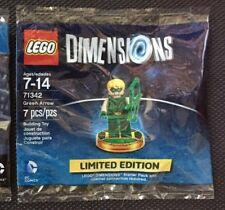 Green Arrow Lego 71342 Polybag Dimensions Minifigure DC Comics RETIRED