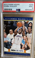 KEMBA WALKER NBA 2012 Hoops Rookie card #230 PSA 9 Mint Boston Celtics All Star
