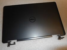 OEM Dell Latitude E5540 LCD Back Top Lid Cover  W/Hinges *LAM12* 8YM37 A133G2