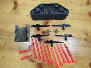 GI Joe ARAH mobile Command Center 1987 vintage parts weapons accessories lot 80