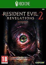 RESIDENT EVIL REVELATIONS 2 NUEVO PRECINTADO EN CASTELLANO XBOX ONE