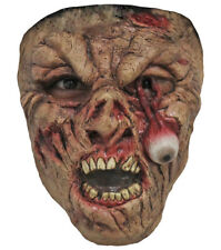 SCARY EYE ZOMBIE LATEX FACE MASK HALLOWEEN HORROR