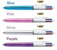 BIC 4 Multi Colour Shine Metallic Ballpoint Pen