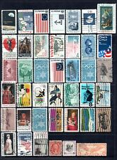 SELECTION OF STAMPS FROM U.S.A.
