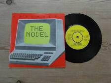 "KRAFTWERK-THE MODEL/COMPUTER LOVE 7"" 45rpm VINYL SINGLE-EMI 5207-Nr MINT 1981"