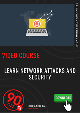 Learn Network Attacks and Security Professional video course training tutorial