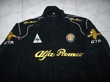 NEU Alfa Romeo GTA Fan - Jacke schwarz alle Modele jacket veste jas giacca jakka