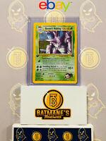 Giovanni's Nidoking 7/132 1st Edition LP Played Gym Challenge Rare Holo Pokemon