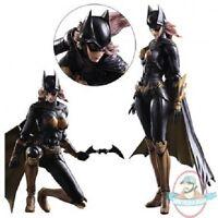 Batman Arkham Knight Batgirl Play Arts Kai Action Figure Square Enix